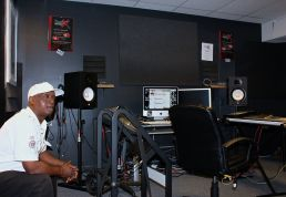 In Studio w/ Tyrone Little