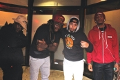Posted with M$B & J-Star before the Queens Networking Showcase on my B'Day