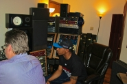 Working with the industry's best at Master Sound Studios in Virginia Beach.