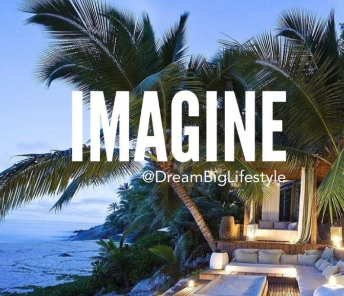 Power Level: Imagination