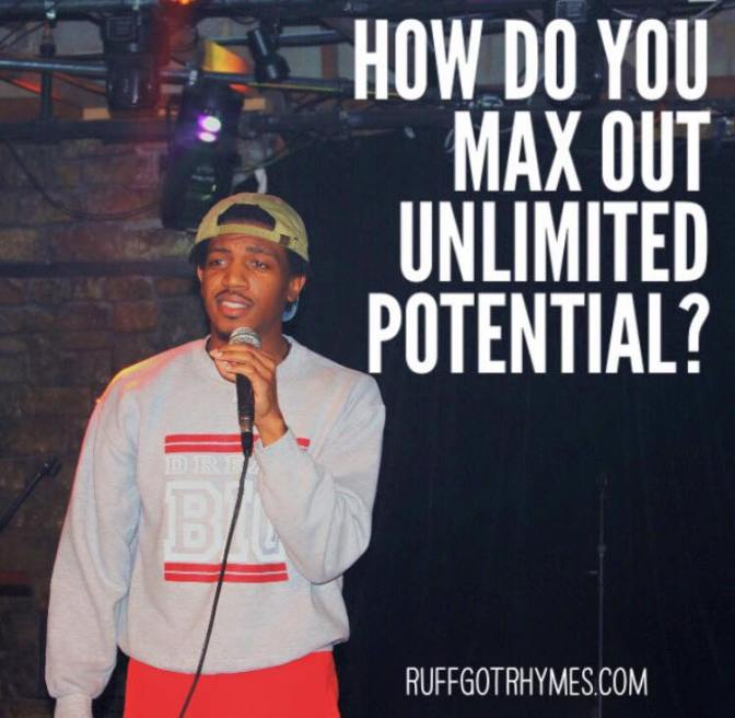 How do you max out potential?