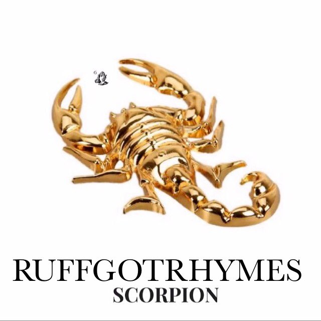 New Music: RuffGotRhymes – Scorpion