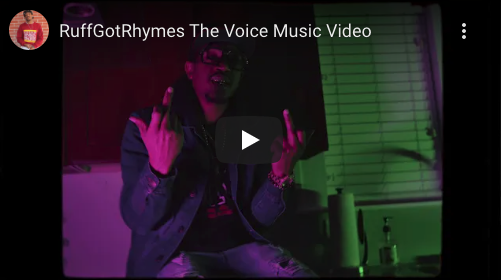 VIDEO: RuffGotRhymes The Voice
